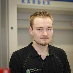 Janne Vaaranmaa